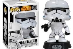 Funko Star Wars Clone Trooper Pop! Vinyl Bobble Head Reissue Announced