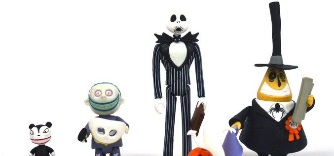 Funko The Nightmare Before Christmas ReAction Figures – Jack Skellington, Barrel, & Mayor Review