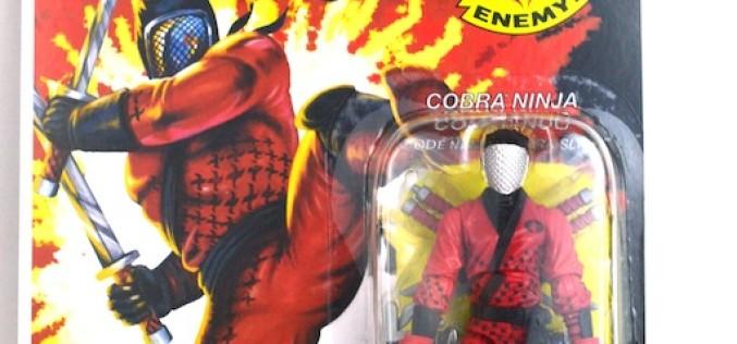 G.I. Joe Collectors' Club Figure Subscription Service 3.0 Cobra Slice Review