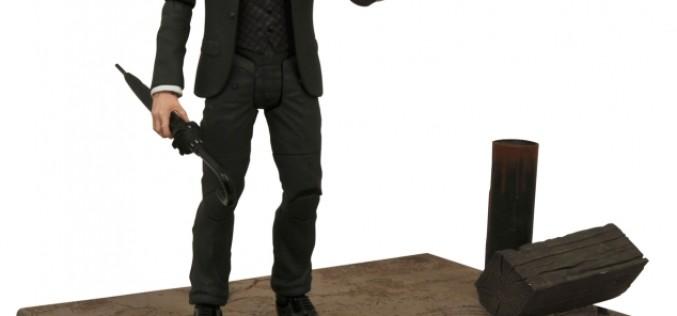 Diamond Select Toys Gotham TV Series Select Figures Revealed