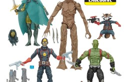 Guardians Of The Galaxy Marvel Legends Clearer Image
