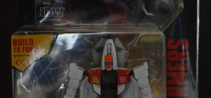 First Look – Hasbro Transformers Generations Combiner Wars Quickslinger Review