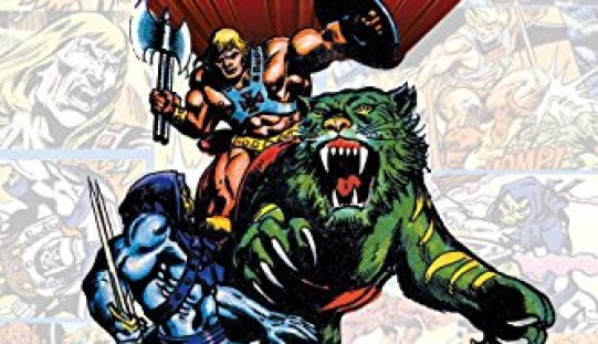 He-Man And The Masters Of The Universe Minicomic Collection Pre-Orders At Amazon