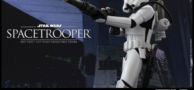 Hot Toys Announces Star Wars Celebration Sixth Scale Spacetrooper Collectible Figure