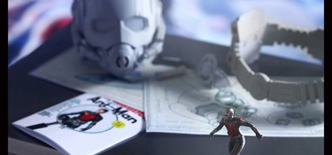 Hot Toys Ant Man Sixth Scale Figure Preview