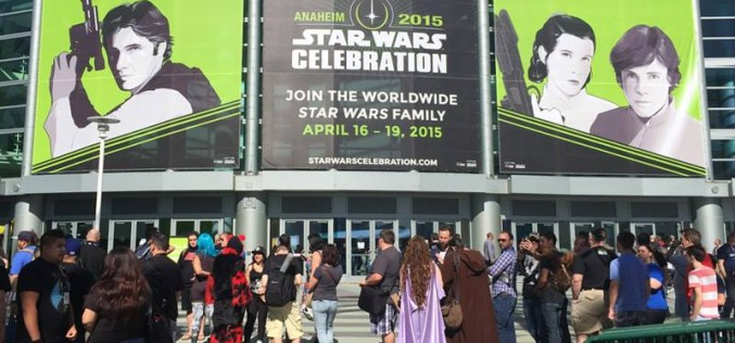 Hot Toys At Star Wars Celebration Anaheim 2015