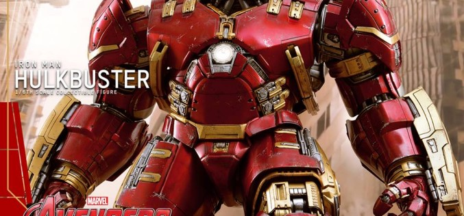 Hot Toys Avengers Age Of Ultron Hulkbuster Sixth Scale Figure Pre-Orders
