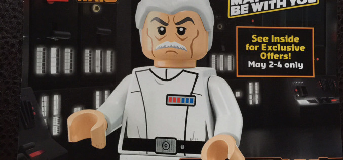 LEGO Shop Announces Free Admiral Yularen Minifigure Exclusive