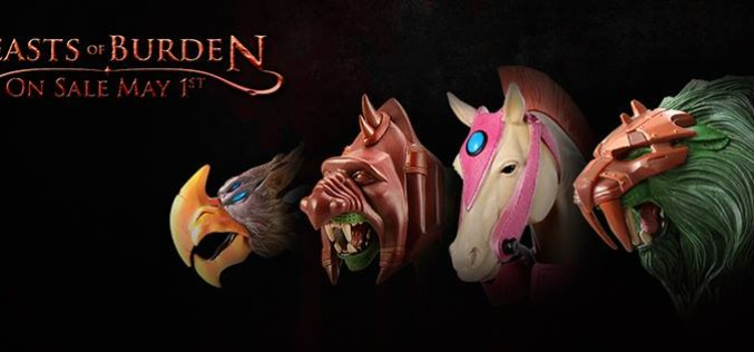 Mattycollector Beast Of Burden Sale On May 1st, 2015