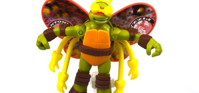 Nickelodeon Teenage Mutant Ninja Turtles Mikey Turflytle Review