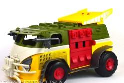 Nickelodeon Teenage Mutant Ninja Turtles Party Wagon Review
