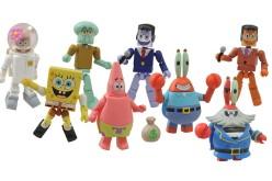 Diamond Select Toys Reteams With Nickelodeon On SpongeBob SquarePants Minimates