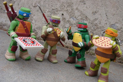 Diamond Select Toys Shipping This Week – TMNT Minimates Series 2, Pathfinder Bank & The Enterprise-A