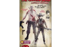 The Walking Dead Series 4 – Carl & Abraham 2-Pack PX Previews Exclusive