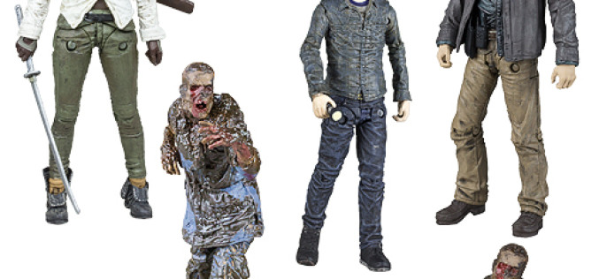 Entertainment Earth Update – The Walking Dead TV Series 7, Top Sellers, & More
