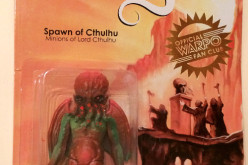 "C2E2 Exclusive – Warpo And Artist ""Skinner"" Team-Up On Custom Legends Of Cthulhu Figures"