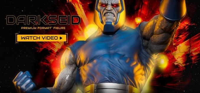 Darkseid Premium Format Figure Preview