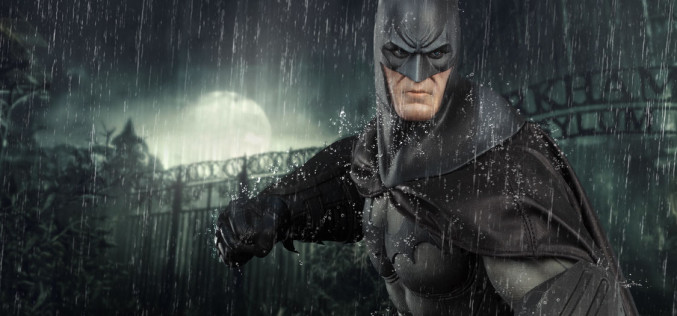 Batman Arkham Asylum Premium Format Figure Pre-Orders