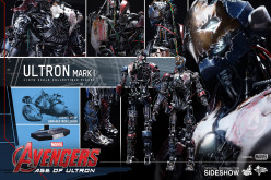Sideshow Collectibles Marvel Ultron Mark I Sixth Scale Figure
