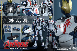 Sideshow Iron Legion Sixth Scale Figure Pre-Orders
