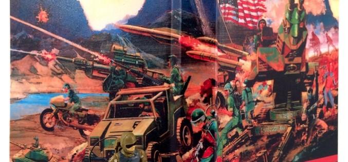 Collecting The Art Of G.I.Joe: Volume 1 (1982-1983) Kickstarter Campaign
