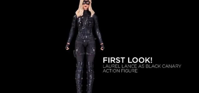 DC Collectibles Announces Arrow TV Series Laurel Lance As Black Canary 6″ Action Figure