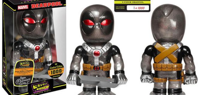 Funko Announces Deadpool X-Force Premium Hikari Sofubi Vinyl Figure