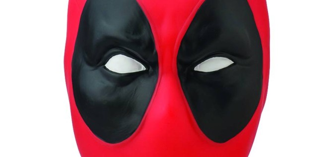 Previews Exclusive Deadpool Head Banks Coming September 2015