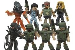 Diamond Select Toys Aliens Minimates Series 2