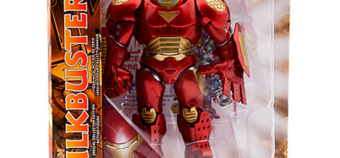Diamond Select Toys And Marvelshop.com Announce Exclusive Marvel Select Hulkbuster Iron Man Action Figure