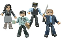 Diamond Select Toys Gotham Minimates Box Set