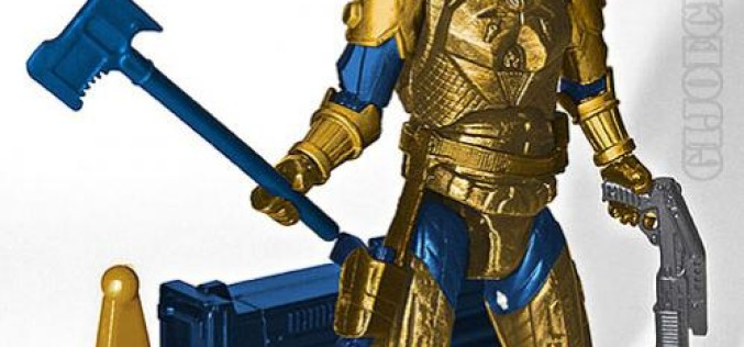 G.I. Joe Collectors' Club FSS 4.0 Barricade Figure Revealed