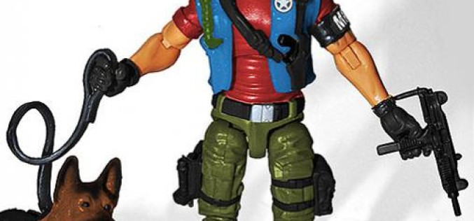 G.I. Joe Collectors' Club FSS 4.0 Law & Order Figure Revealed