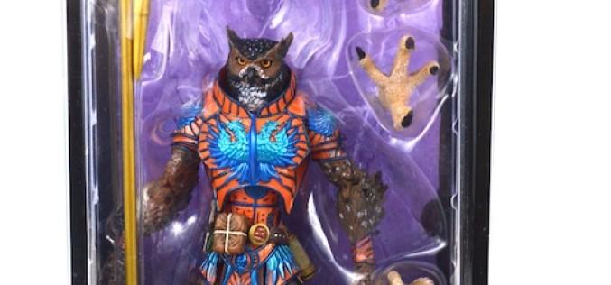 Four Horsemen Gothitropolis Ravens Atheneus & All-In Exclusive Owl Figure Review
