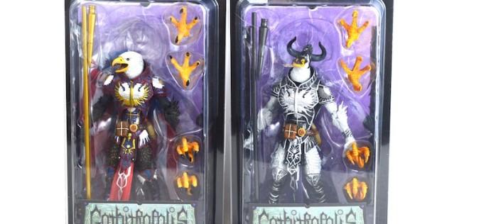 Four Horsemen Gothitropolis Ravens Minotaur The Duck & Eagales Review