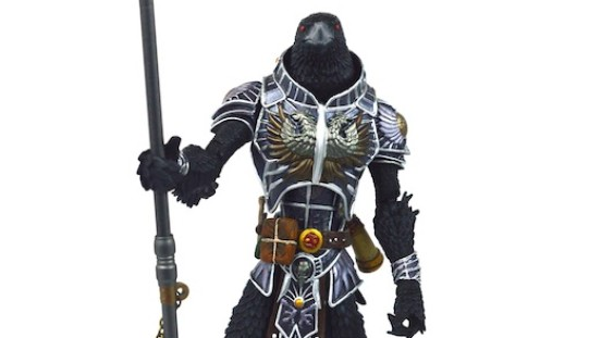 Four Horsemen Gothitropolis Ravens Decimus Hrabban & Battle Pack Review