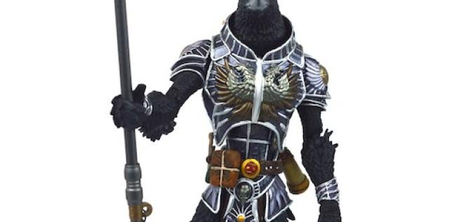 Four Horsemen Gothitropolis Ravens Decimus Hrabban & The Black Battle Pack Review