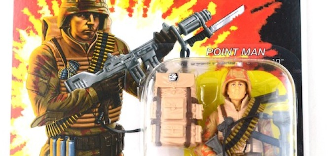 G.I. Joe Collectors' Club Figure Subscription Service 3.0 Spearhead Review
