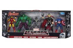 Hasbro Marvel Legends 5 Pack Available Now At UK Disney Stores