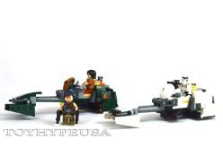 LEGO Star Wars Rebels 75090 Ezra's Speeder Bike Review