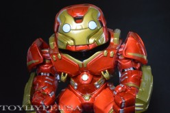 Marvel Collector Corps Funko Avengers Age Of Ultron Hulkbuster Pop! Vinyl Bobble-Head Review