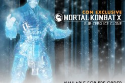 Mezco Reveals SDCC Exclusive Mortal Kombat X Ice Clone Sub Zero (Update)