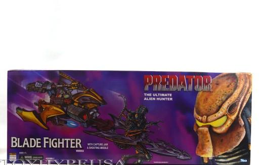 NECA Predator Blade Fighter Vehicle Review