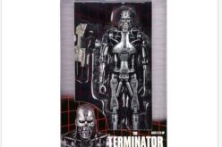 NECA Terminator 7″ Classic Endoskeleton Action Figure Listed On Ebay