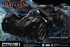 Prime 1 Studio Announces Batman Arkham Knight Nightwing & Batmobile Statues