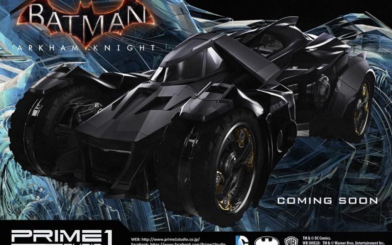 PRIME1 STUDIO : NEWS 2019 Prime-1-Studio-Announces-Batman-Arkham-Knight-Batmobile-800x500_c