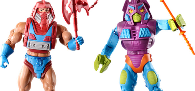 Mattel Announces San Diego Comic-Con 2015 Exclusives – MOTUC  Rotar Vs. Twistoid & Ghostbusters Courtroom Egon