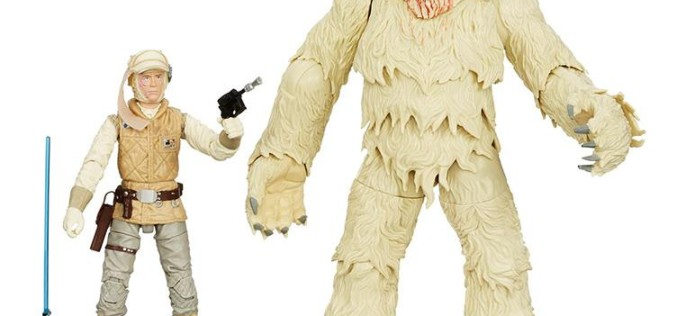 Hasbro Star Wars The Black Series 6″ Luke Skywalker & Wampa $29.74 With Free Shipping