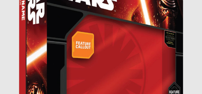 Star Wars The Force Awakens Products To Arrive On 'Force Friday,' September 4th