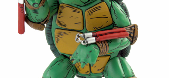 The First Turtle Figure Is Now Available For Pre-Order